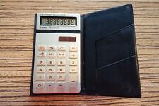 Taschenrechner MBO Diplomat Dual Power.Altgerät (Display linke Zahl halb) 54421