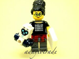 LEGO-Collectable-Mini-Figure-Series-19-Programmer-71025-5-COL345-R1294