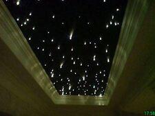 Sternenhimmel 220 Lichtfasern LED Glasfaser Leuchte Funk-Fernbedienung lautlos