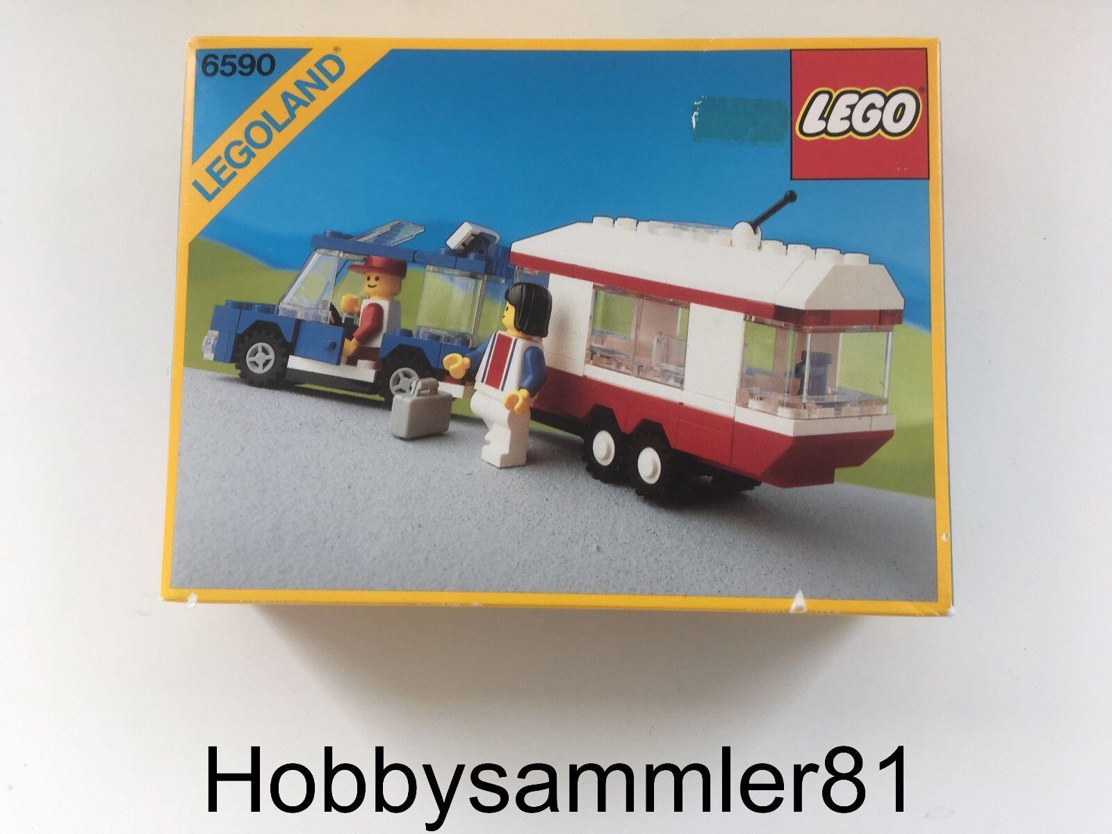Lego® 6590 Legoland Vacation Camper   Ferien-Camper   Neu und OVP