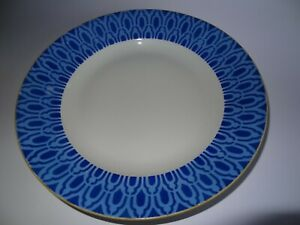 1 Ancien Plat En Porcelaine De Limoges Art Deco Legrand & Cie