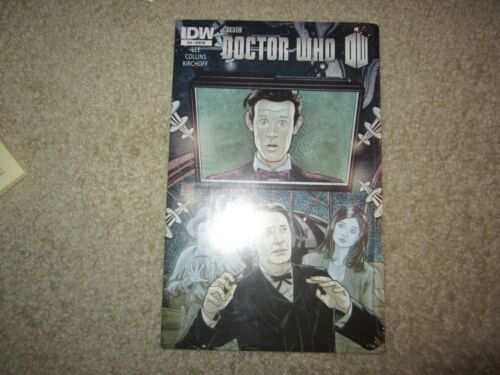 ULTRA RARE DR.WHO #14 HOT TOPIC VARIANT FACTORY SEALED!!!!
