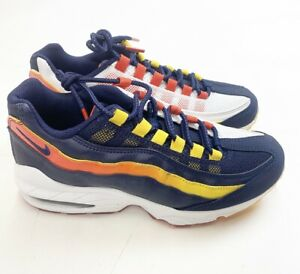 Details about Nike Air Max 95 Houston Astros Away BV4367-400 Size 5.5 No Box Youth RARE