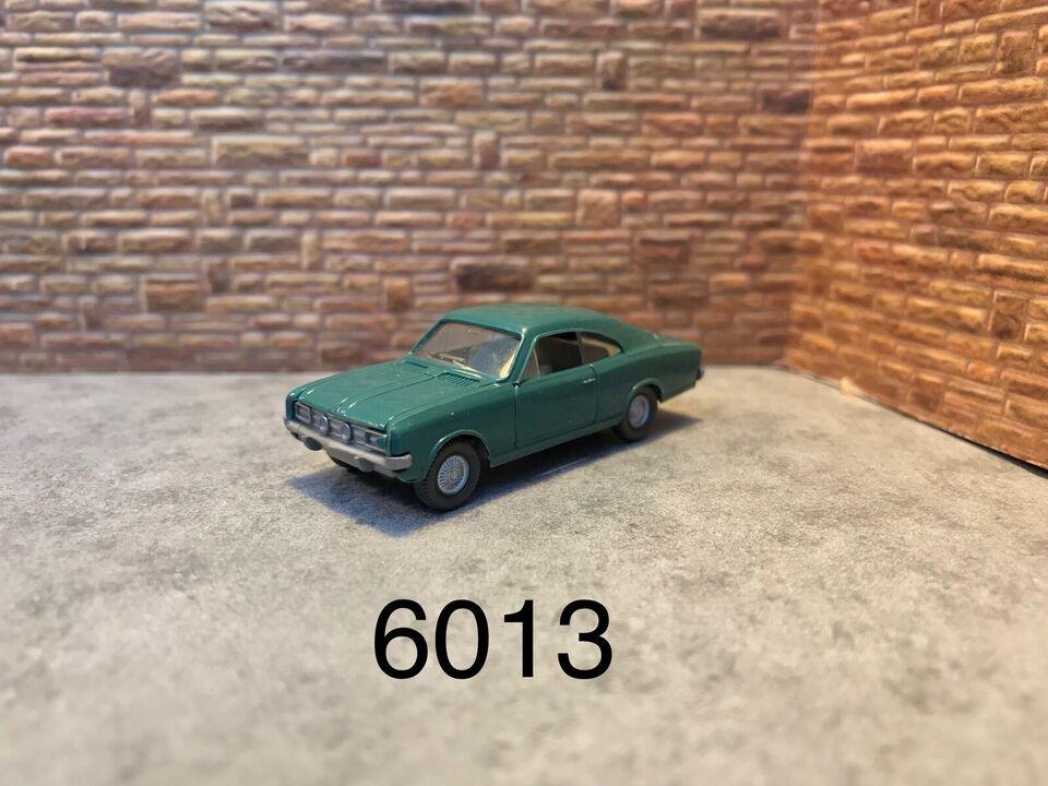 Modeltog, skala 1:87