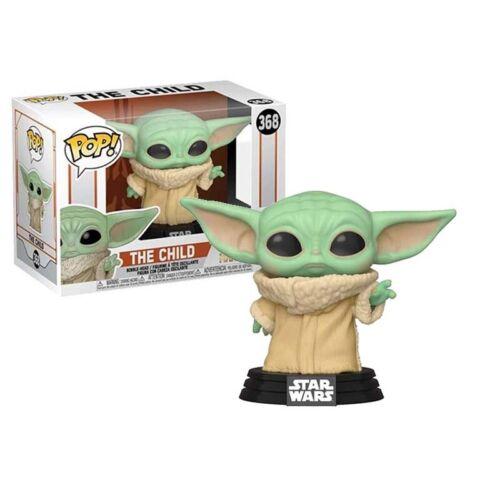 Vinyl Figure!! Funko Star Wars Mandalorian #368 The Child Baby Yoda Pop