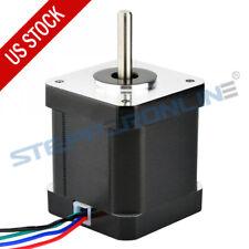 09deg Nema 17 Stepper Motor 65ozin 2a 42x42x48mm 4 Wire Diy Cnc 3d Printer