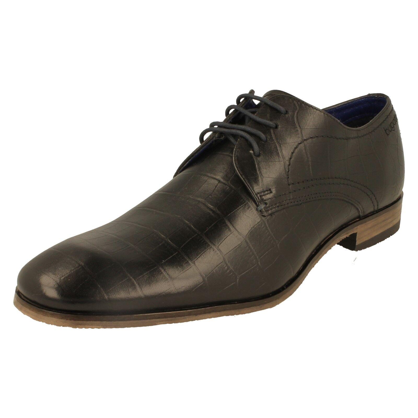 Herren Bugatti formelle zum Schnüren Schuhe - 312-10501