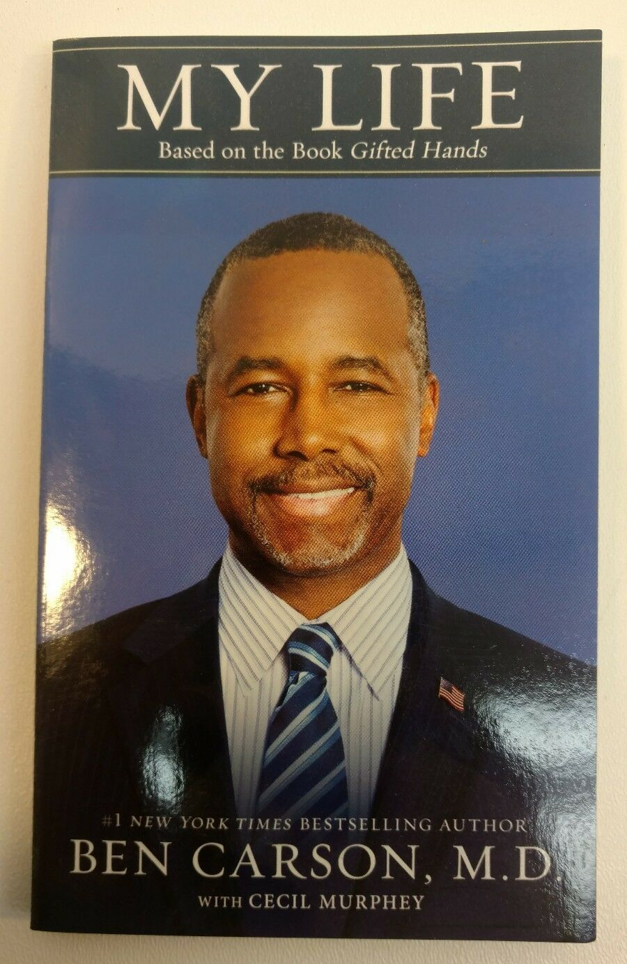 The Book Gifted Hands By Ben Carson