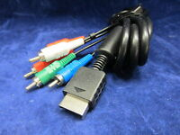 6ft Playstation2 Ps2/playstation3 Ps3 Component Hd Av Stereo Cable By Old Skool