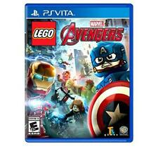 LEGO Marvel's Avengers (Sony PlayStation Vita, 2016)