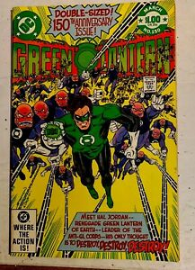 GREEN-LANTERN-150TH-ANNIVERSARY-ISSUE-VOL-20-150-MARCH-1982-034-MINT-034-IN-PLASTIC