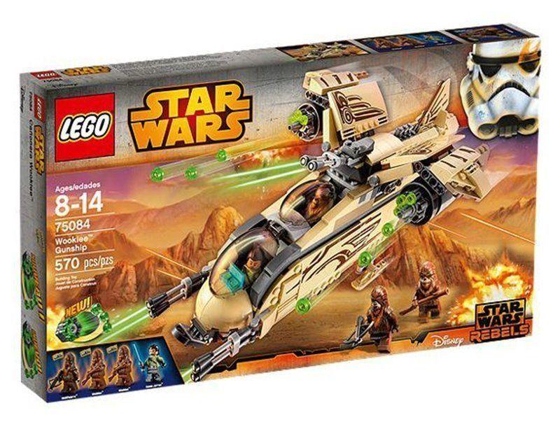 75084 WOOKIE GUNSHIP star wars lego NEW legos set REBELS kanan jarrus