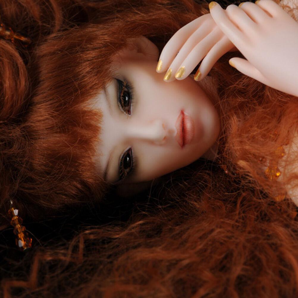 Dollmore 16  Muñeca de Moda-Neo Mika-le 100 (sin cabeza de maquillaje, montados Cuerpo)