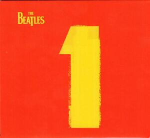 The-Beatles-1-2015-Remestered-CD-27-tracks-Digipak-New-amp-Sealed