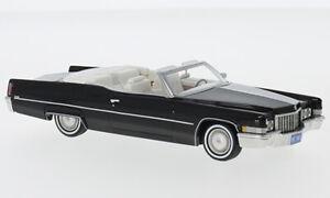 1-43-NEO-1970-Cadillac-Deville-Convertible-black-NEO47146