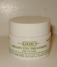 Kiehl's CREAMY EYE TREATMENT CREAM with AVOCADO 0.5 oz/14 g  New
