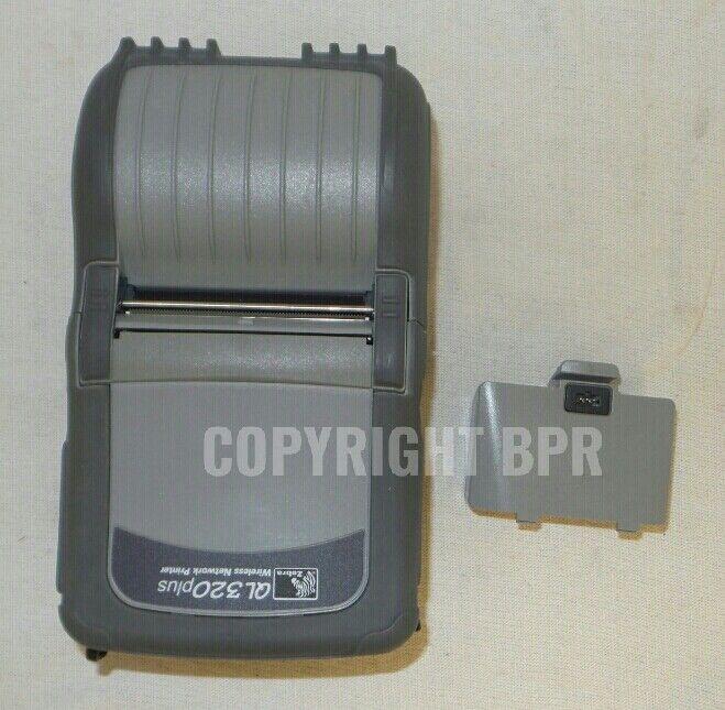 Zebra QL320 Plus Mobile Printer w/ 802.11b/g Radio P/N: Q3D-LUGA0000-00