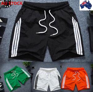 Mens-Quick-Dry-Short-Pants-Board-Surf-Shorts-Boardshorts-Jogger-Beach-Trousers