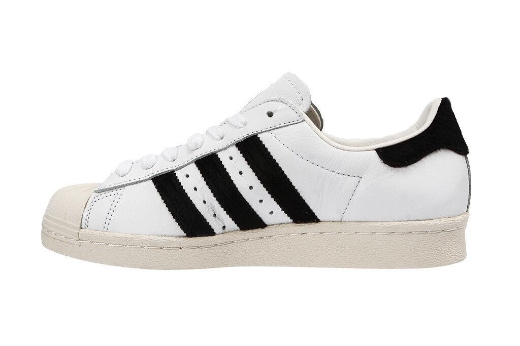 Neu Herrenschuhe Trainers Sneakers ADIDAS SUPERSTAR 80S BB2231