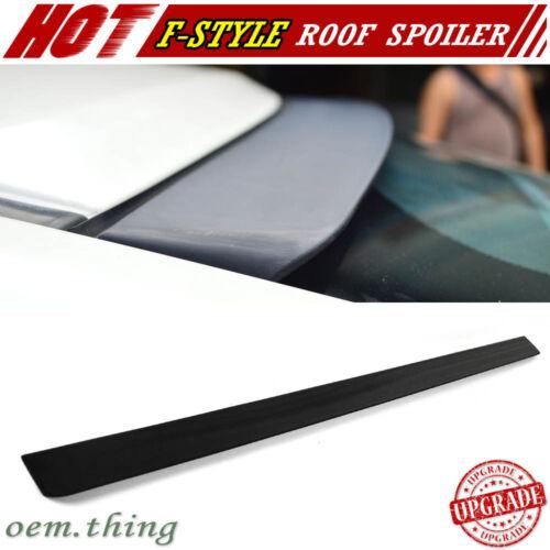 Painted 4D Sedan F Style Roof Window Spoiler 2005-2006 For INFINITI G35 G45 V35