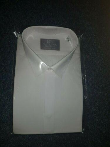 Col MacGregor Macduff Homme Dîner shirt Noël//mariage//fete 19 in environ 48.26 cm