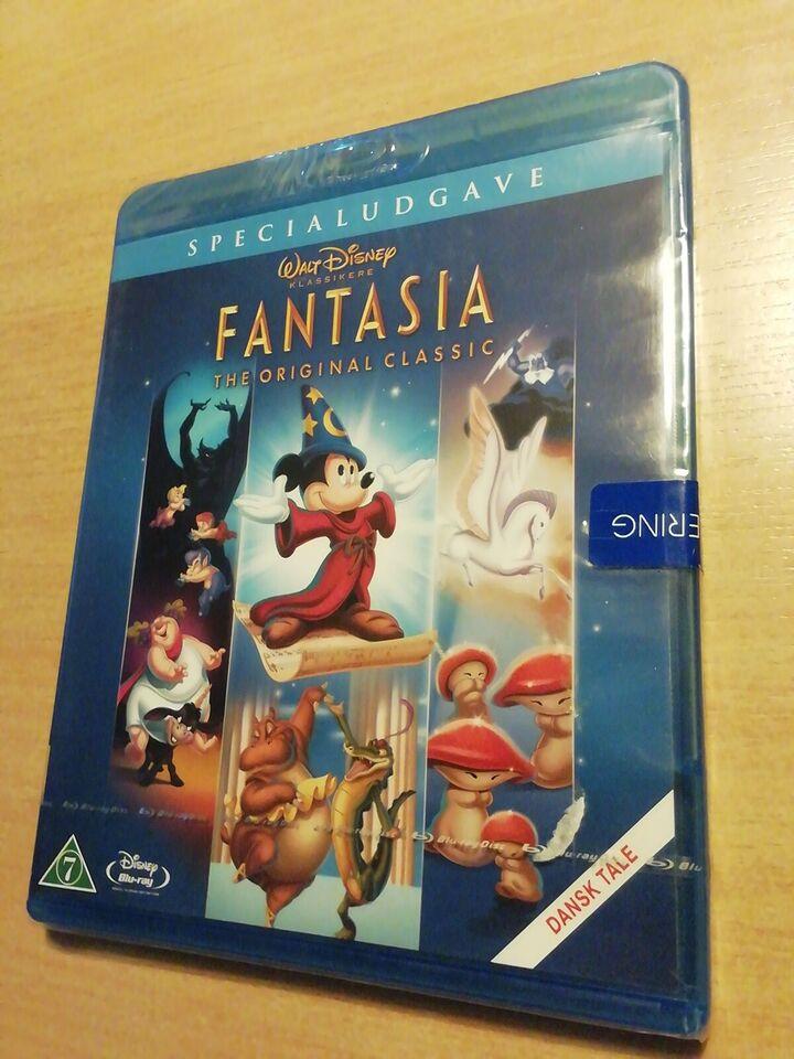 Fantasia, Blu-ray, andet