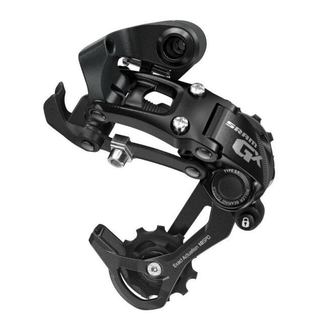 medium Käfig aluminium schwarz Fahrrad Sram Schaltwerk GX 10-Gang