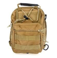 Outdoor Shoulder Military Tactical Backpack Camping Travel Hiking Trekking Bag