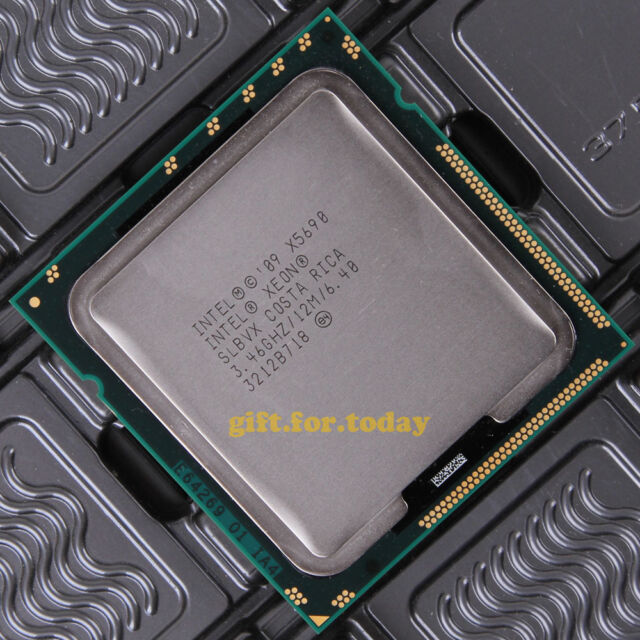 Original Intel Xeon X5690 3.46 GHz Six-Core (AT80614005913AB) Processor CPU