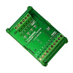 Details about Converter 4 Ways Servo Encoder Differential TTL 5V to  Collector HTL 24V Signals
