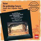 Reinhard Keiser: Die groámtige Tomyris (CD, Mar-2013, EMI Classics)