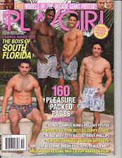PLAYGIRL Spring 2012 STYX Ricky Phillips CELEBRITY NUDE Campus Hunks BAM MARGERA