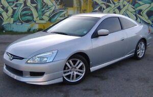 Image Is Loading New 03 04 05 Honda Accord Coupe Aspec