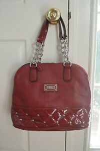 Guess Rojo Bolso Piel De Serpiente | eBay