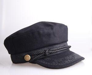 Greek-Fisherman-cap-Breton-Cap-coppola-da-marinaio-casquette-de-marin-56-59-cm