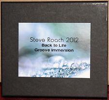 SOUNDQUEST 3-CD BOX Set: STEVE ROACH 2012 BOX SET LTD 500 Autographed 2012 OOP