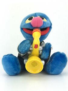 Fisher-Price-Sesame-Street-Rock-amp-Roll-Grover-w-Music