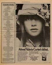 Valerie Carter LP advert 1977 RS-REWM