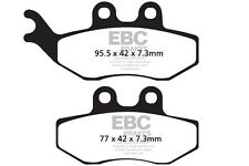 FIT CPI  GTR 150 (2 Pin Pad Fixing Front Cali 2002 EBC FRONT SINTERED BRAKE PADS