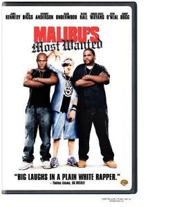 Malibu-039-s-Most-Wanted-New-DVD-Amaray-Case-Dubbed-Subtitled