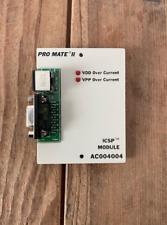 Pro Mate Ii Ac004004 Icsp Programing Module