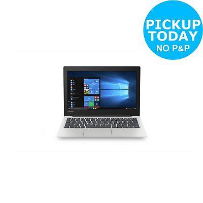 Lenovo Ideapad 130s 11.6 Inch Celeron N40000 1.1GHz 4GB 32GB eMMC Laptop - Grey