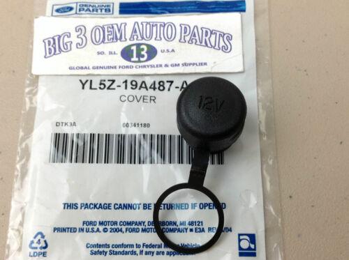 2001-2006 Ford Ranger Dash Instrument Panel ACC 12V Power COVER CAP new OEM