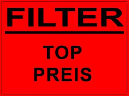 Opel Astra H-diesel filtro enviarlos-encaja sólo para 1.9 CDTI