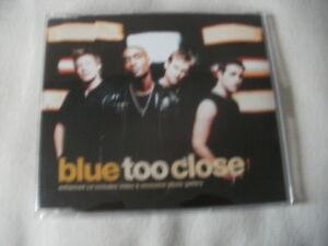 BLUE-TOO-CLOSE-UK-CD-SINGLE