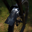 MTB-Front-Mudguard-RideGuard-PF1-Mountain-Bike-Fender-Recycled-Plastic-UK-Made miniature 96