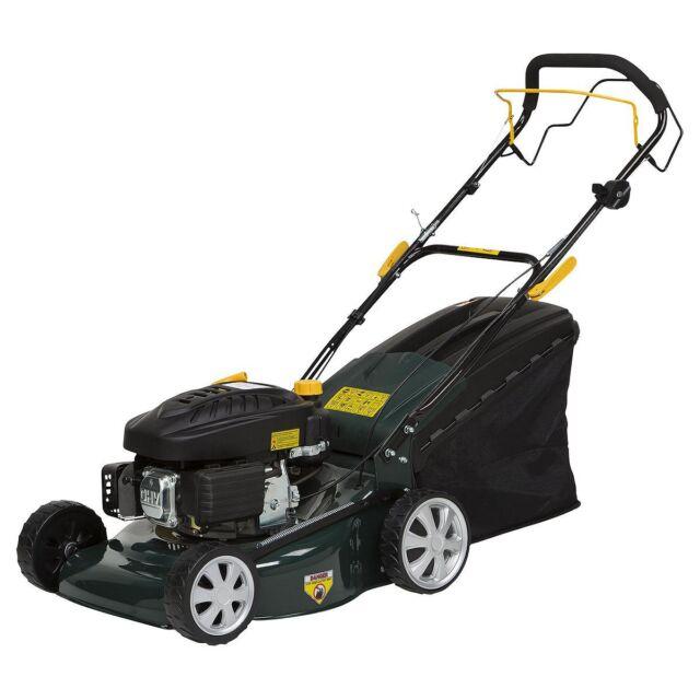 Tesco Petrol Lawn Mower 135cc Spares Or Repair For Sale