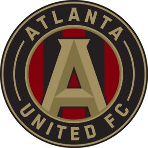 Atlanta United FC MLS Color Die-Cut Decal Sticker *Free Shipping