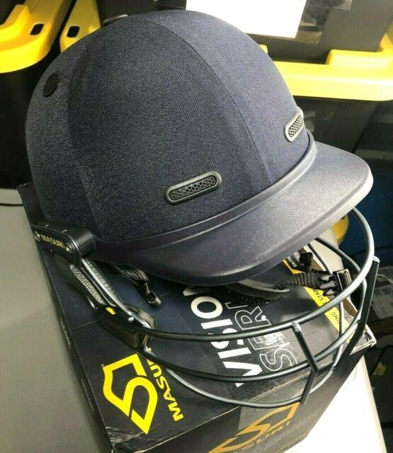 Masuri Vision Series Elite Steel Cricket Helmet