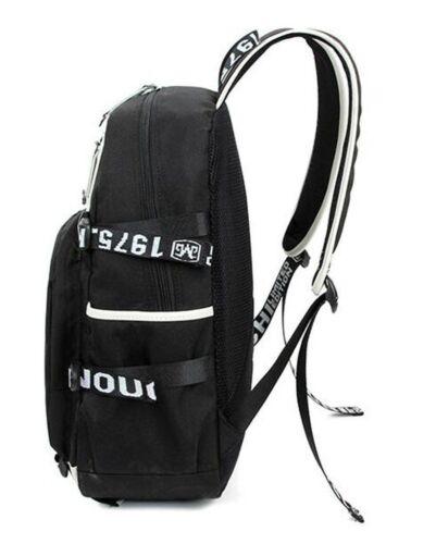 "18/"" Anime Death Note L.Lawliet Backpack Outdoor Bag Travelbag Laptop Bag Schoolb"